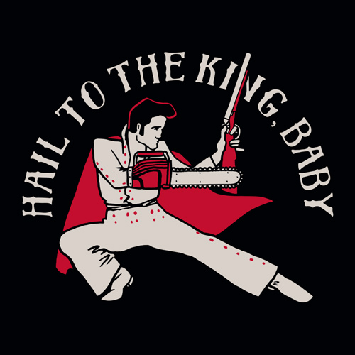Evil Dead Hail to the King Baby Elvis T-Shirt