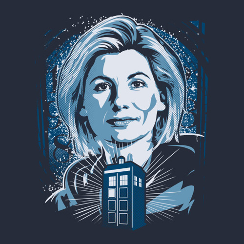 13th Doctor Who T-Shirt