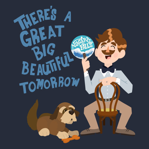 Disney World Carousel of Progress T-Shirt