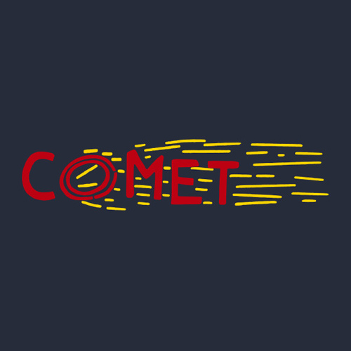 Halt and Catch Comet T-Shirt